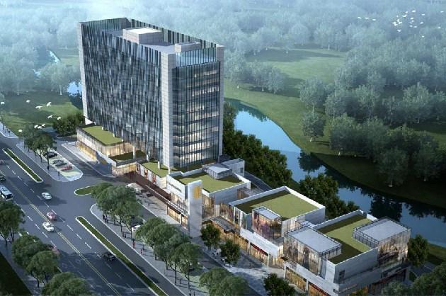 东部新城再添一座综合性商业体