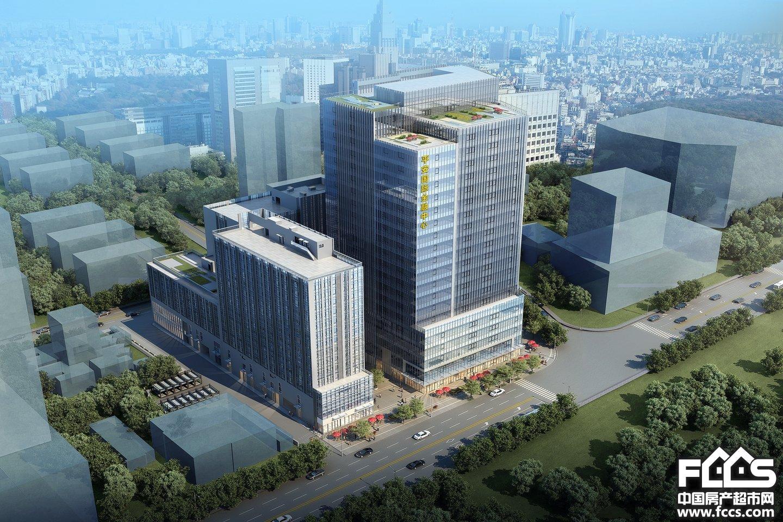 南京南京平安国际金融中心汉中公馆