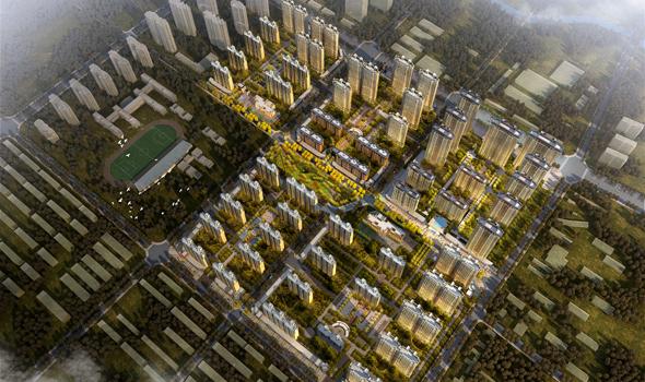 377淄博保利城一期