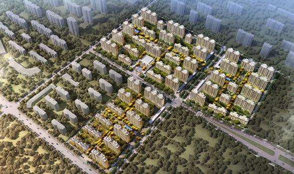 淄博新城·悦隽江山