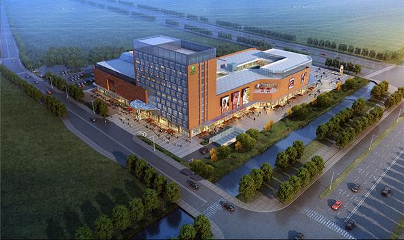 扬州新城时代商业广场