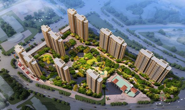 济南三盛国际公园的楼盘信息