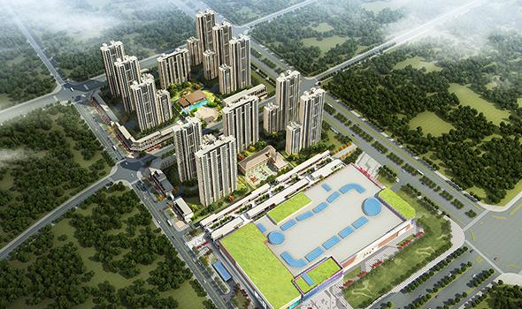淄博富力城