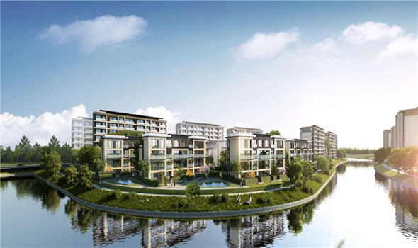 嘉兴杭州湾融创文旅城的楼盘信息