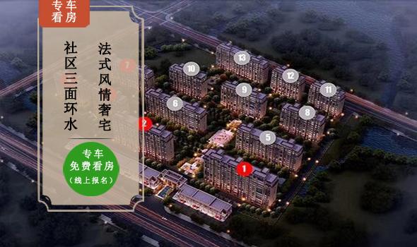 南通鑫港城的楼盘信息