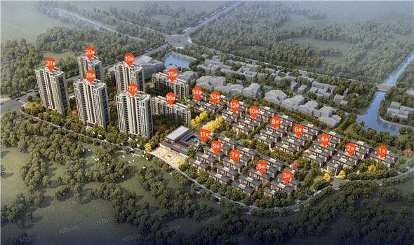 湖州鑫远·太湖健康城映月里的楼盘信息