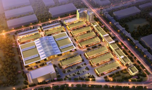 东日龙游·浙西农副产品中心市场