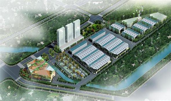 镇江农批国际绿色食品城