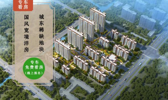 南通鹤城首府的楼盘信息