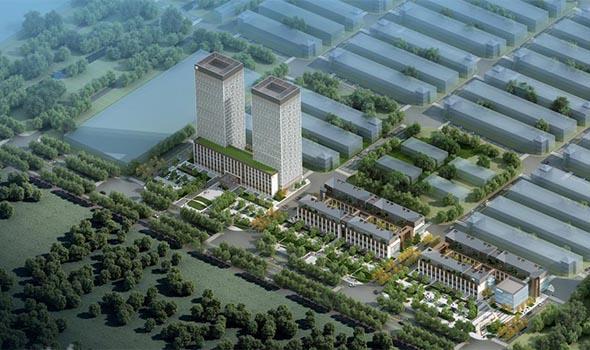 香江·电商科创中心