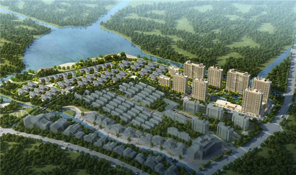 太湖健康城·翠堤湾