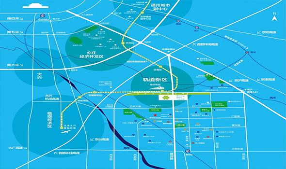廊坊三叶公园的楼盘信息
